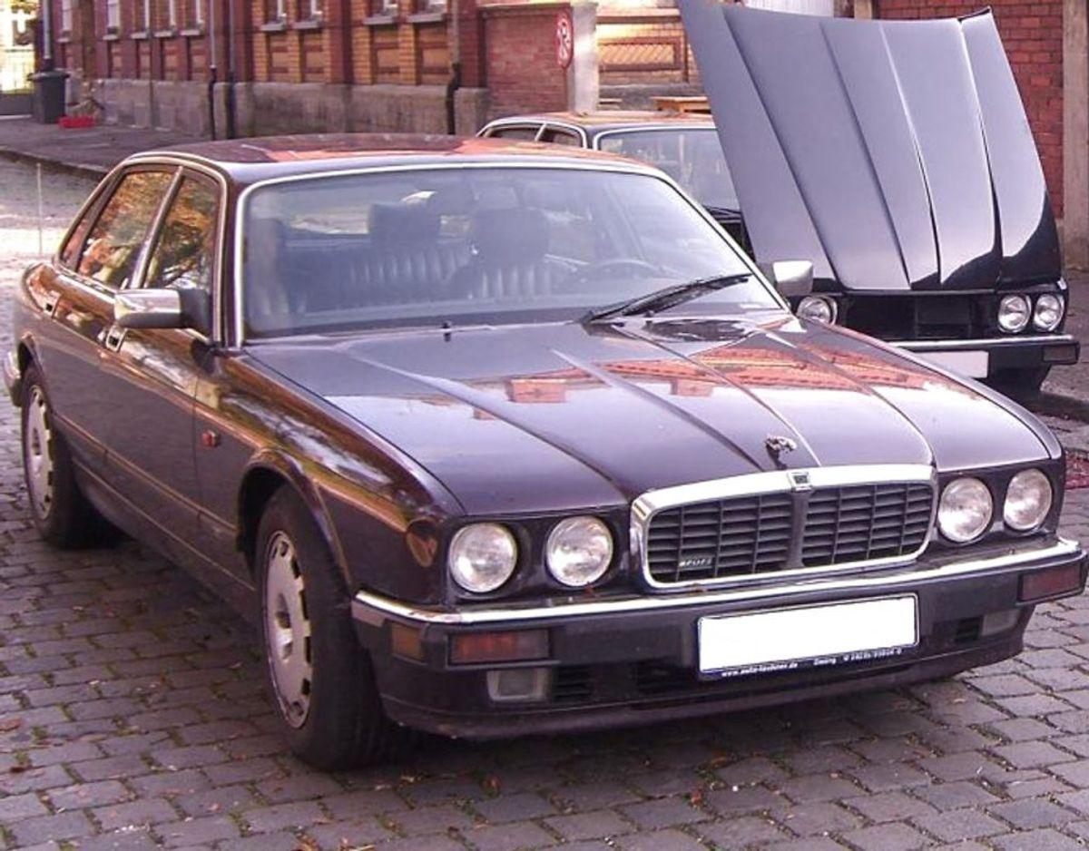 Ligeledes var den 43-årige knyttet til en Jaguar med tysk nummerplade på tidspunktet for den 3-årige piges forsvinden. Foto: UK METROPOLITIAN POLICE/Ritzau Scanpix