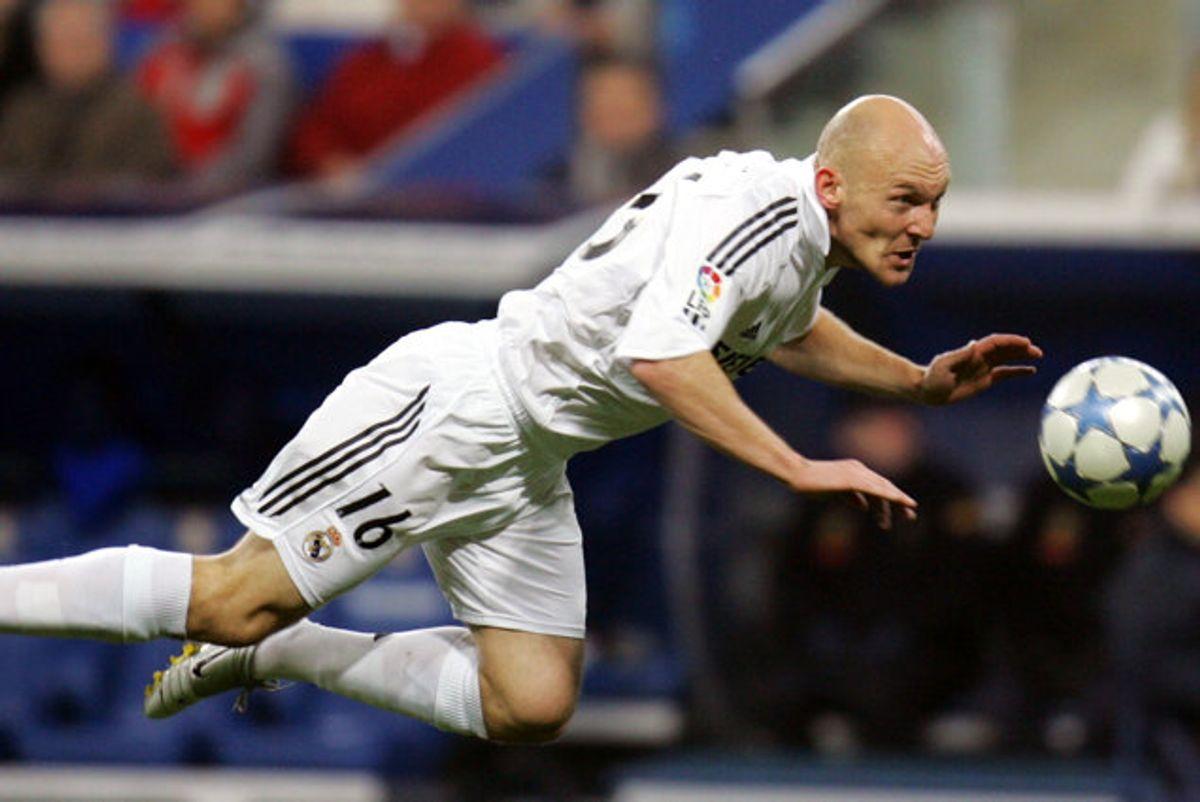 Thomas Gravesen tørnede ud for mægtige Real Madrid fra 2005 til 2006. Foto: Susana Vera/Reuters