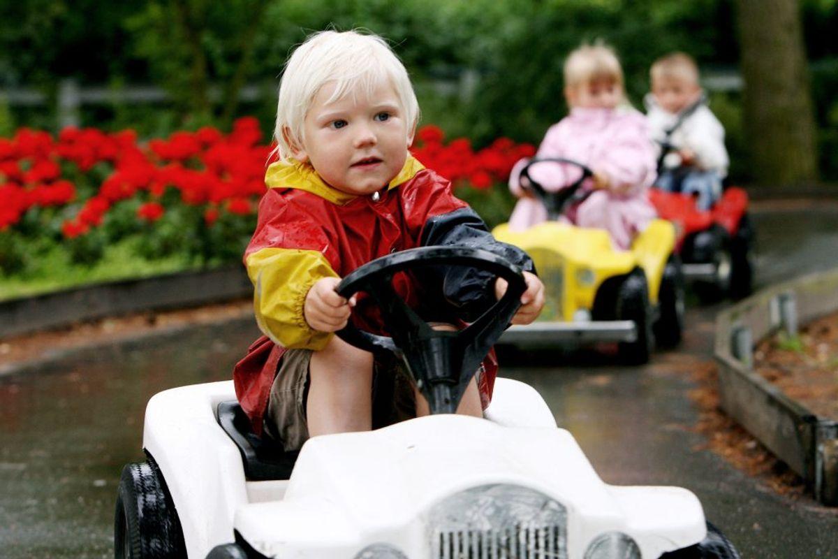 MÅ ÅBNE FRA 27. MAJ: Sommeraktiviteter for børn og unge. Foto: Flemming Krogh