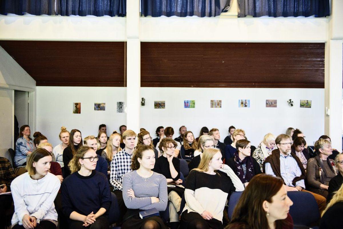 MÅ ÅBNE FRA 27. MAJ: Højskoler. Foto: Scanpix.