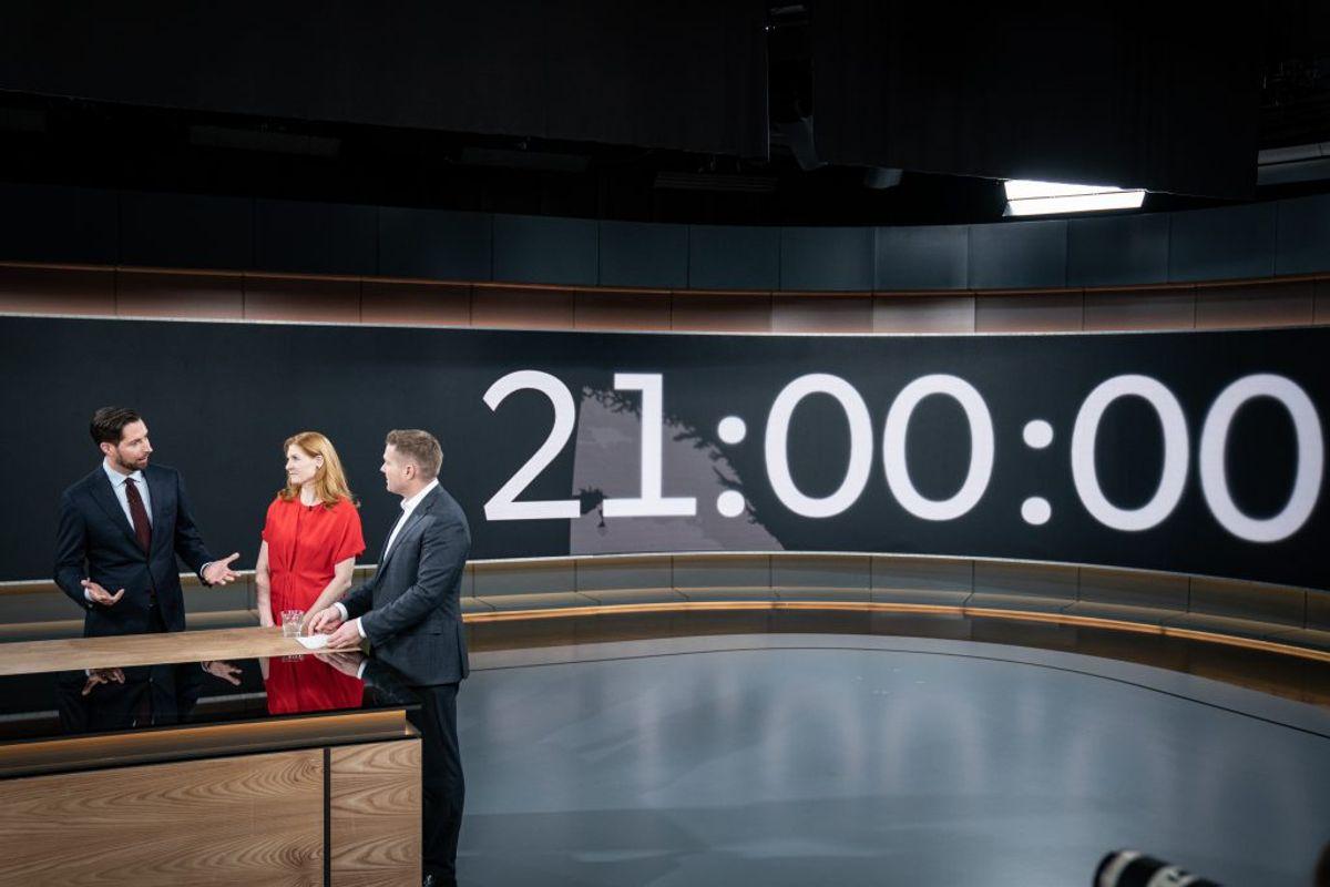 MÅ ÅBNE FRA 27. MAJ: Fuld åbning af DR og TV2.  (Foto: Niels Christian Vilmann/Ritzau Scanpix)