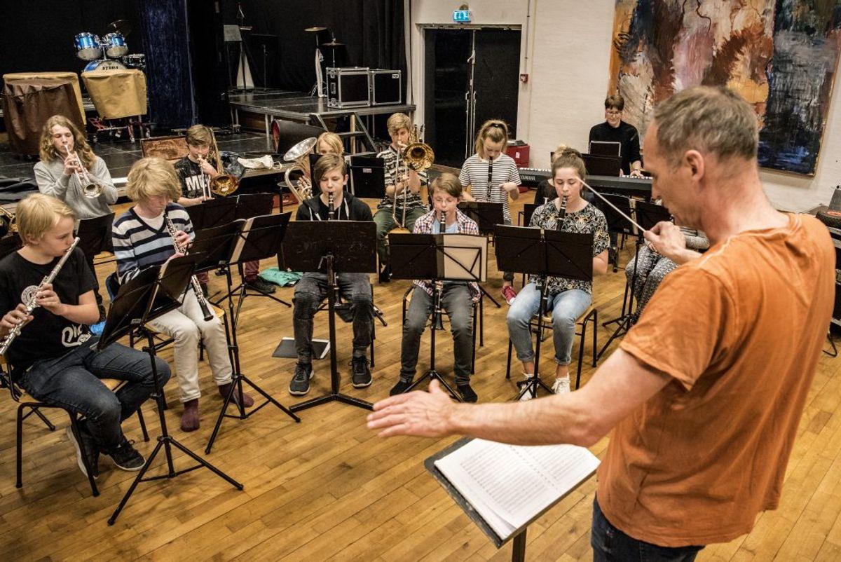 MÅ ÅBNE FRA 27. MAJ: Foreningsliv som aftenskoler, musik- og kulturskoler (dog med restriktioner i forhold til blandt andet korsang) og spejdere. Foto: Scanpix.
