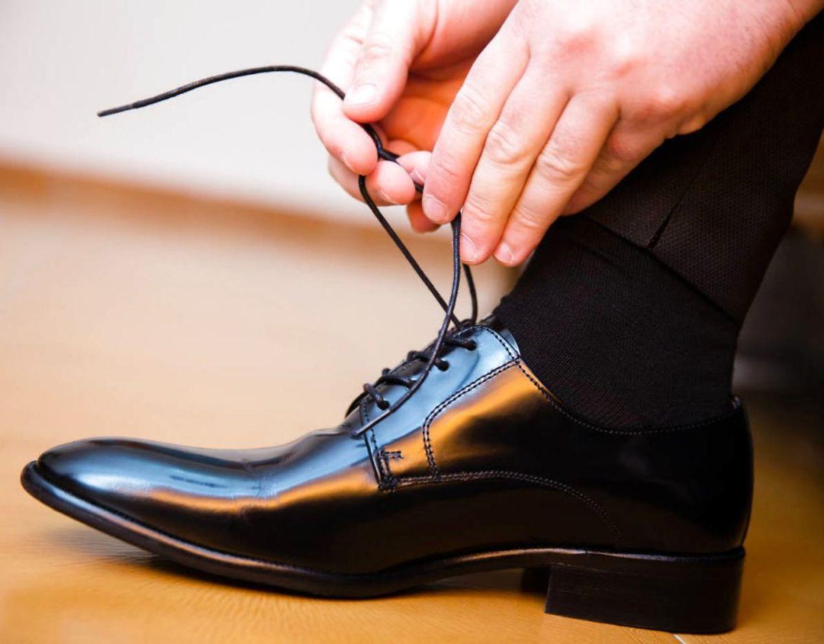 Når skoene igen dufter dejligt, så sørg for at bruge forskellige sko, så de når at tørre inden næste brug. Foto: Ritzau Scanpix/ Arkiv