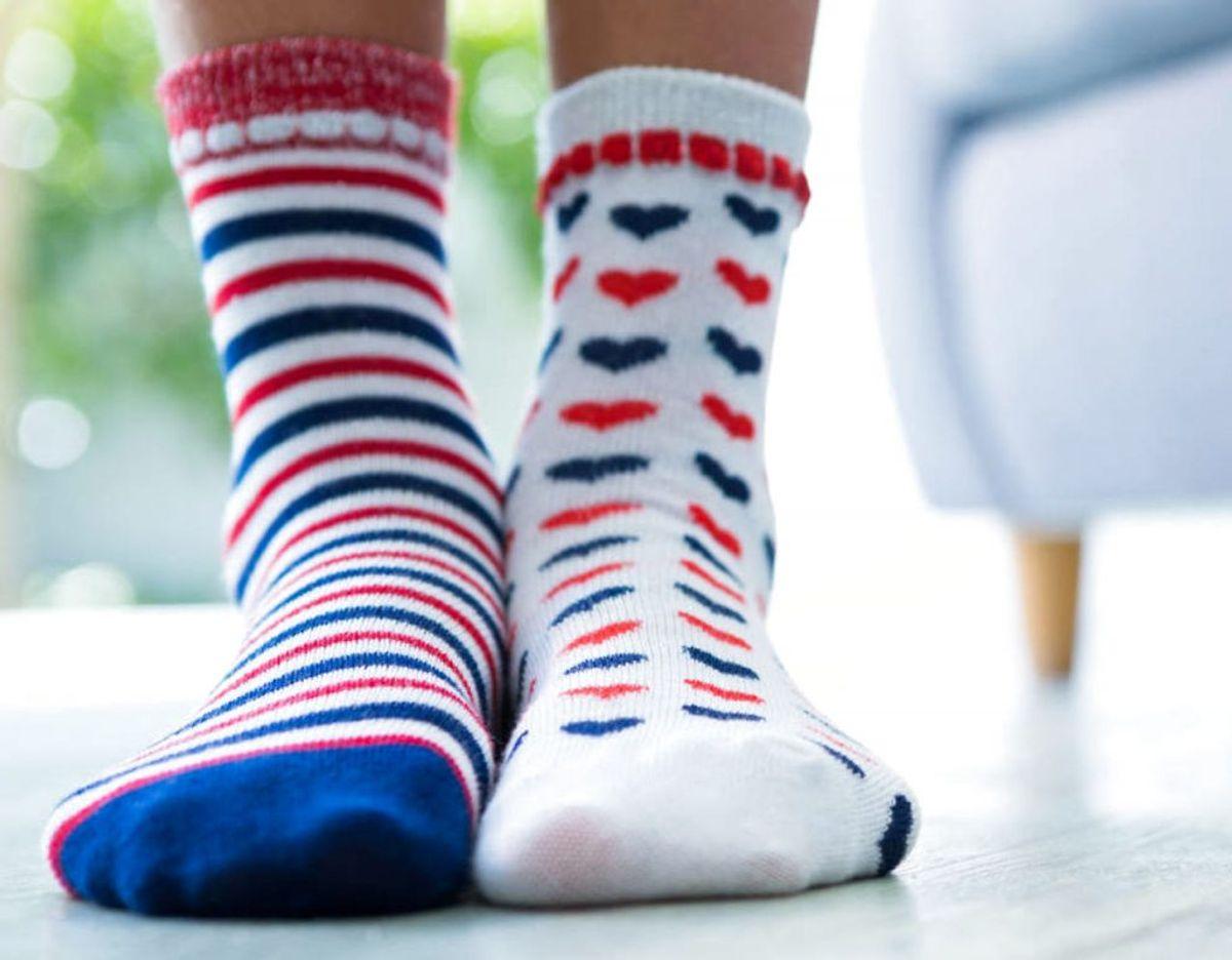 Noget andet man kan gøre for at udskyde stinkende sko, er altid at have sokker på, der kan suge sveden. Foto: Ritzau Scanpix/ Arkiv