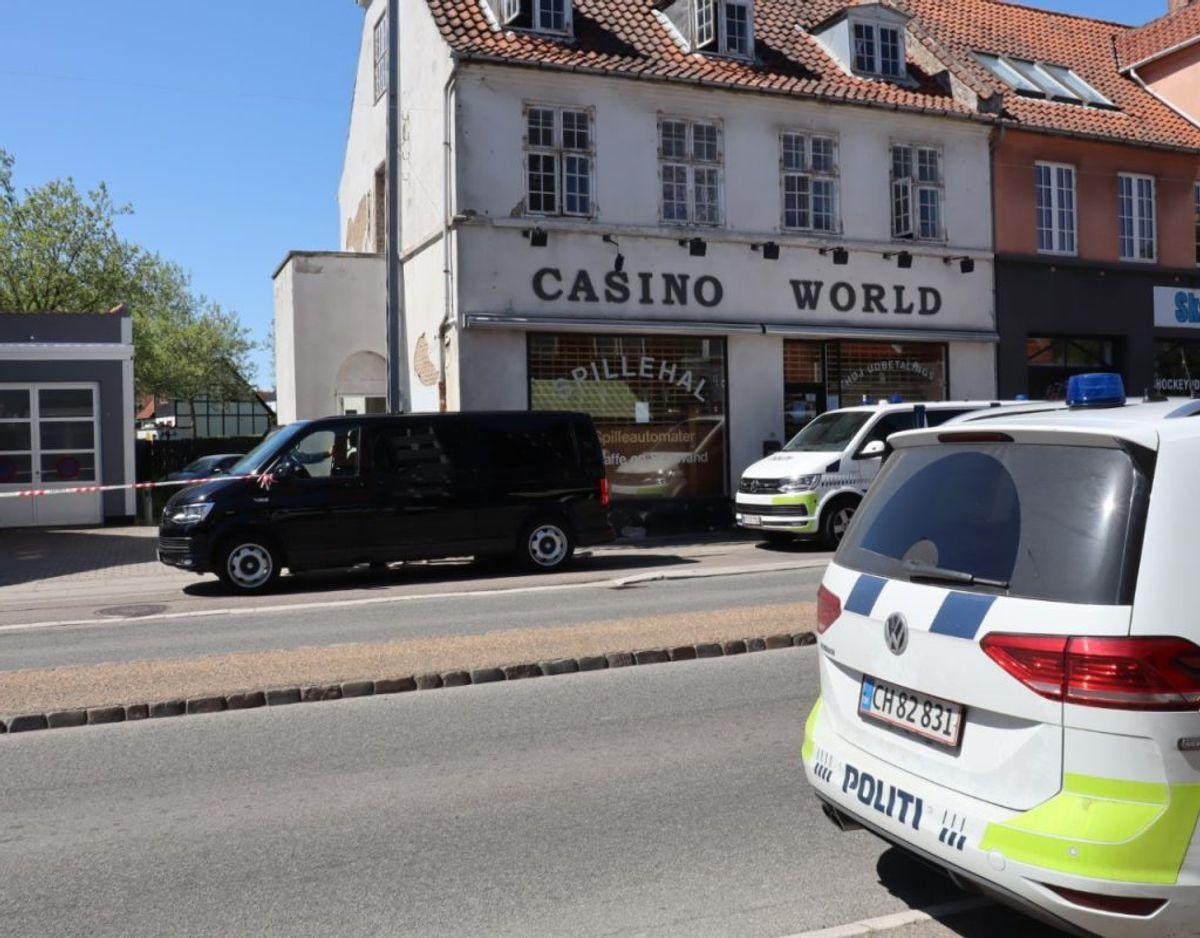 Kvinden er udskrevet fra hospitalet igen. Foto: Presse-fotos.dk