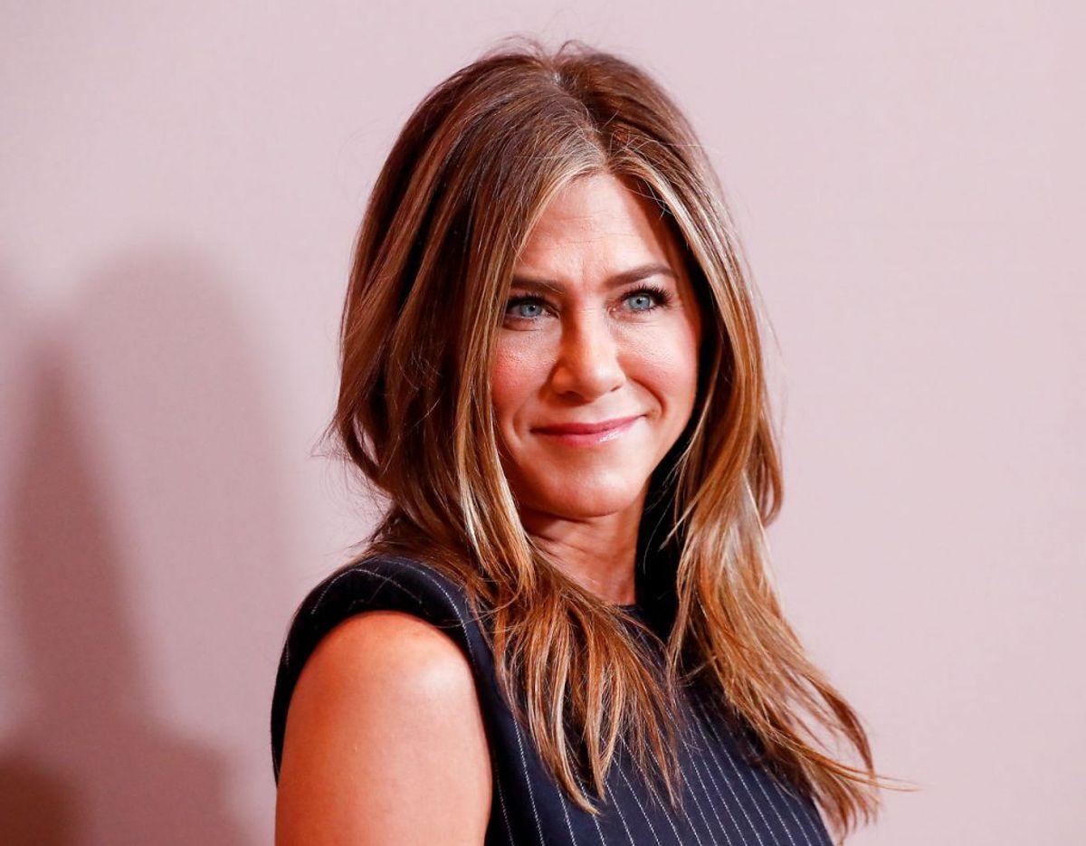 Jennifer Aniston er ikke mindst kendt for sin rolle som Rachel Green i komedieserien 'Freinds', der kørte i 10 sæsoner på NBC. Klik videre for flere billeder. Foto: Scanpix/REUTERS/Mario Anzuoni