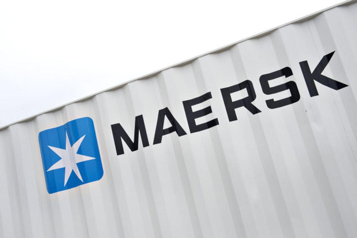 Et Maersk containerskib er midlertidigt taget ud af drift, mens fire besætningsmedlemmer er i isolation i deres kahytter i Rotterdam. En femte er indlagt med coronavirus på et hospital på De Vestindiske Øer. (Arkivfoto). Foto: Henning Bagger/Scanpix