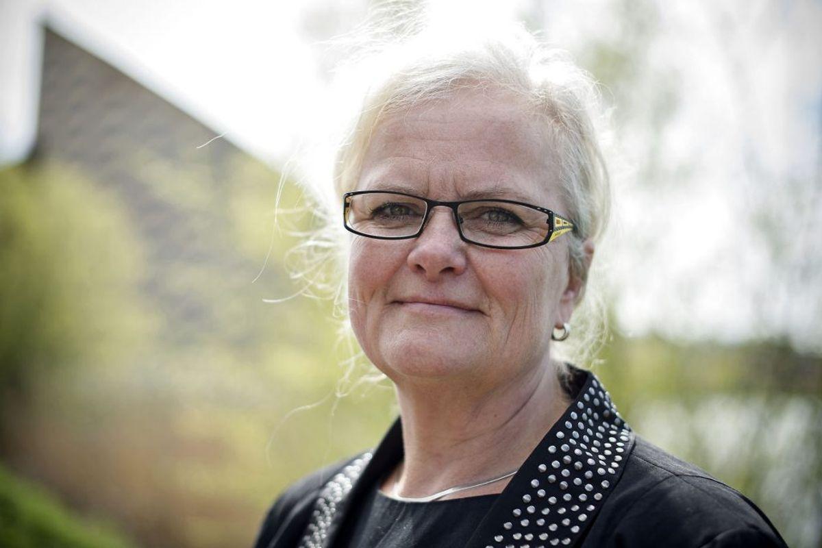 Liselott Blixt vil have undersøgt nedlukningen af Danmark. Foto: Mathias Bojesen/Ritzau Scanpix.
