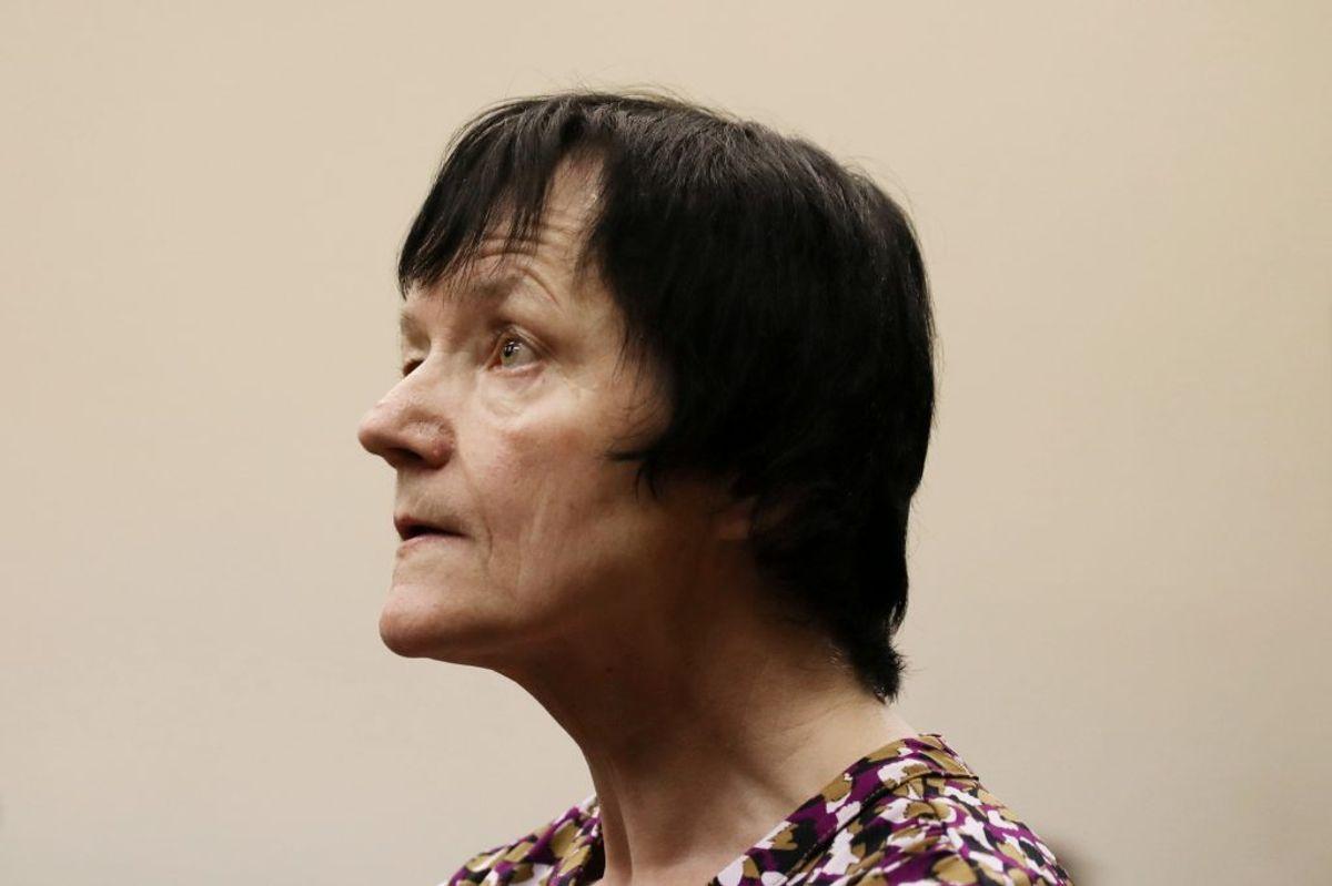 Britta Nielsen blev i februar idømt seks år og seks måneders fængsel for at have svindlet Socialstyrelsen for 117 millioner kroner. Hun blev anholdt i Sydafrika i efteråret 2018. KLIK VIDERE OG SE BILLEDER FRA, DA HENDES LUKSUSTING SIDSTE ÅR BLEV BORTAUKTIONERET I SYDAFRIKA. (Arkivfoto) Foto: Siphiwe Sibeko/Reuters