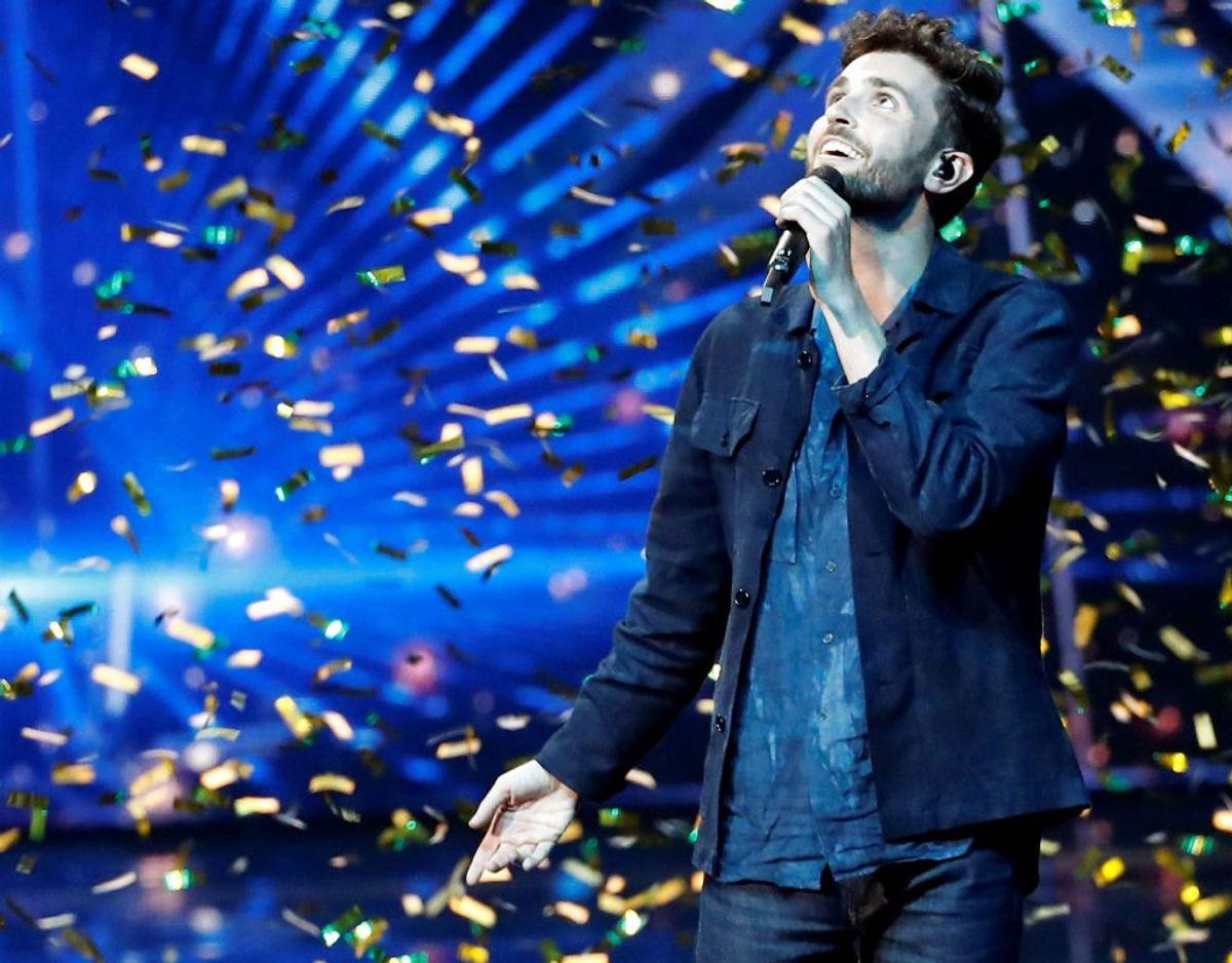 Eurovision Song Contest 2020 blev aflyst, alligevel afholdes et show lørdag. Da Duncan Laurence fra Holland vandt med sangen Arcade i 2019 afholdes showet i Holland. KLIK VIDERE OG SE HVAD DU KAN FORVENTE AF SHOWET Foto: REUTERS/Ronen Zvulun