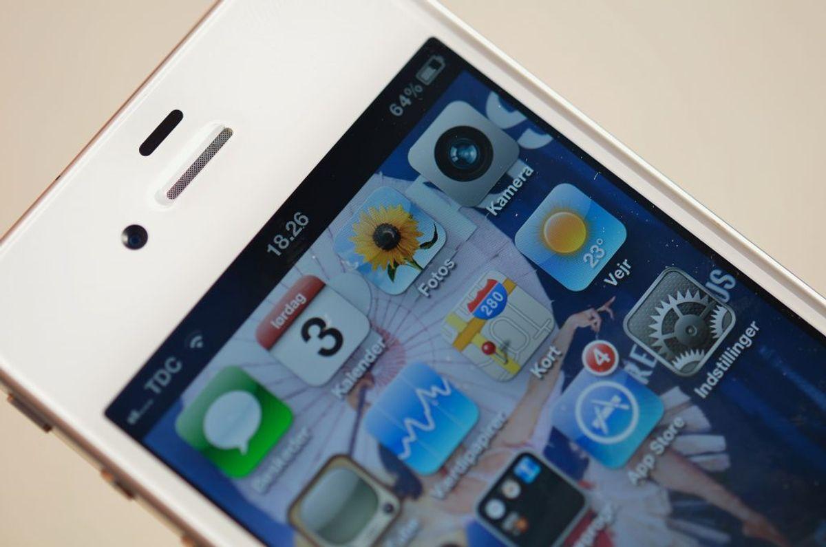 4. Slå notifikationer fra. Mobilen bliver mindre spændende at tjekke, når der ikke er noget at gå glip af.