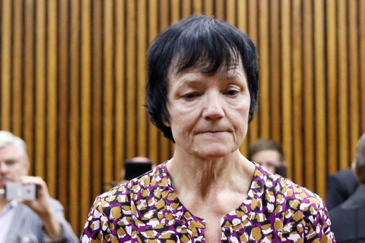 Britta Nielsens mand arbejdede som arbejdsleder hos Carlsberg, fortæller tidligere kollega, der er afhørt i sagen mod Britta Nielsens børn mandag. Også en af døtrenes veninder blev ført som vidne mandag. (Arkivfoto). Foto: Siphiwe Sibeko/Reuters