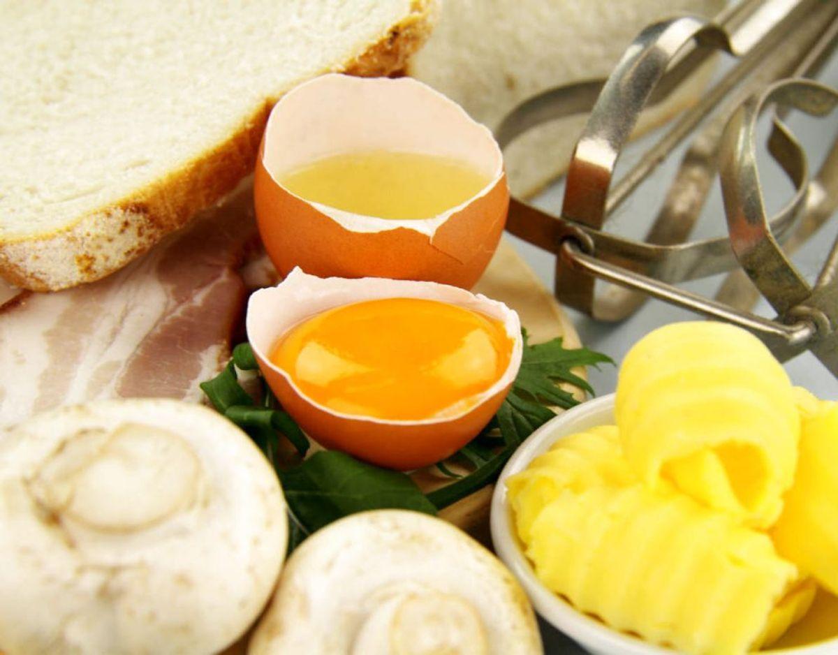 Rå æg er sundere end tilberedte: Spiser de æg af sundhedsmæssige årsager, skal du vide, at ernæringen næppe ændres, når æggene koges. Så kogte æg er lige så gavnlige og desuden mere velsmagende. Kilde: Expressen/Mit Kök. Klik videre for flere oplysninger. Foto: Scanpix.