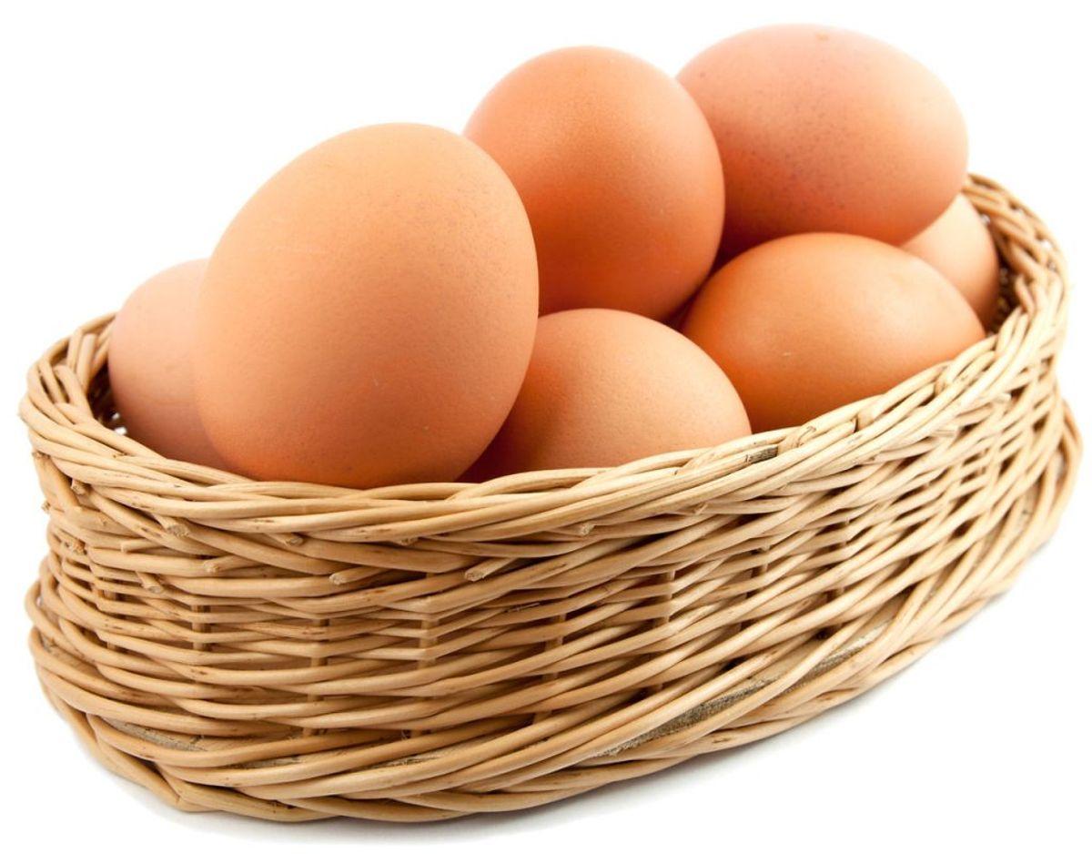Æg er forbundet med masser af myter. Men holder de vand? Klik rundt i galleriet for at få nogle af svarene. Foto: Scanpix.