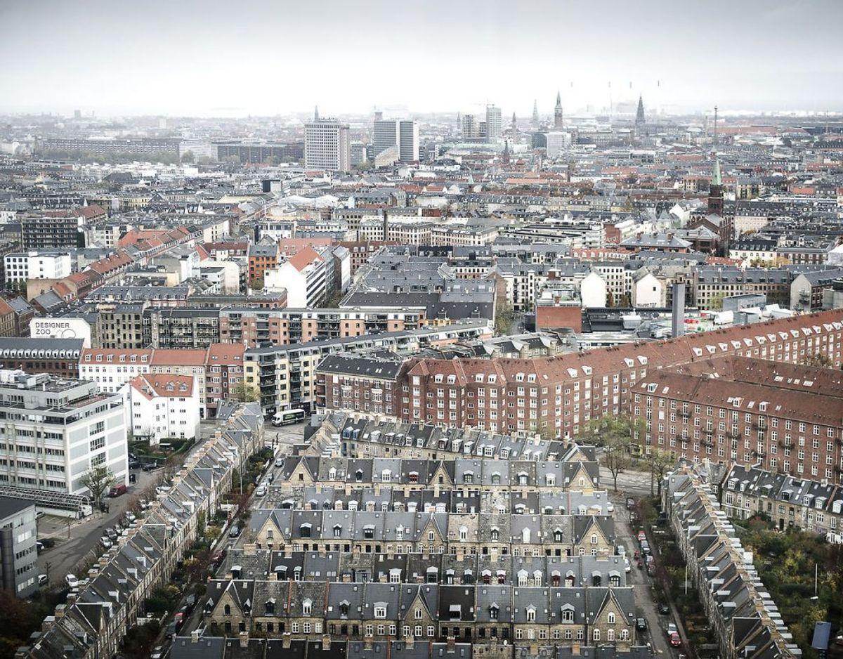Flere postnumre i København har torsdag morgen oplevet strømafbrydelse. Foto: Mathias Løvgreen Bojesen/Ritzau Scanpix