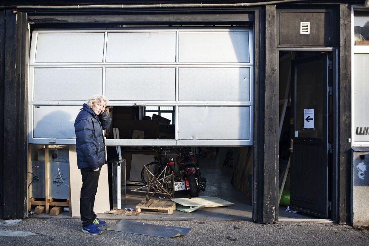 Han risikerer at miste kørekortet. Foto: Jonas Skovbjerg Fogh/Ritzau Scanpix