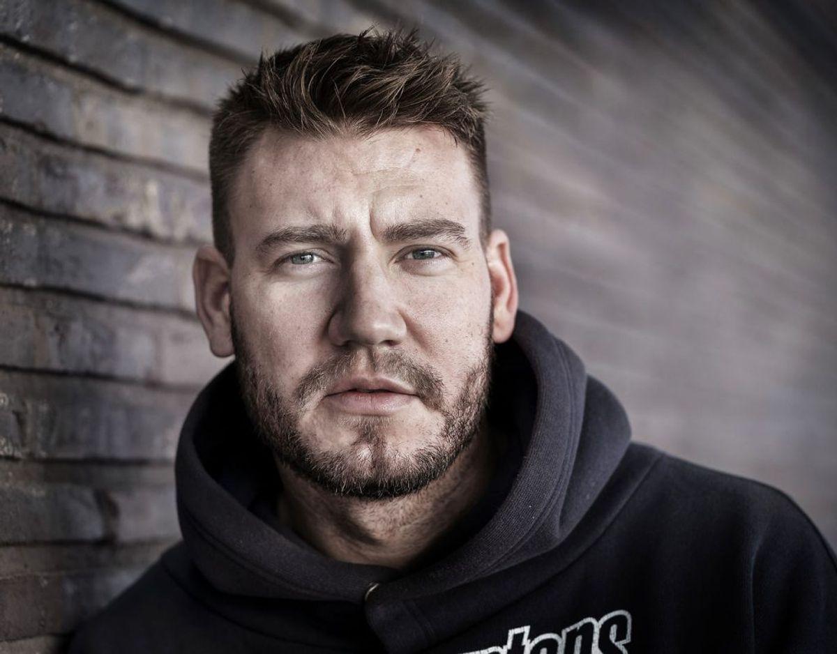Nicklas Bendtner har fået solgt sin lejlighed i København. KLIK VIDERE OG SE FLERE BILLEDER. Foto: Liselotte Sabroe/Ritzau Scanpix
