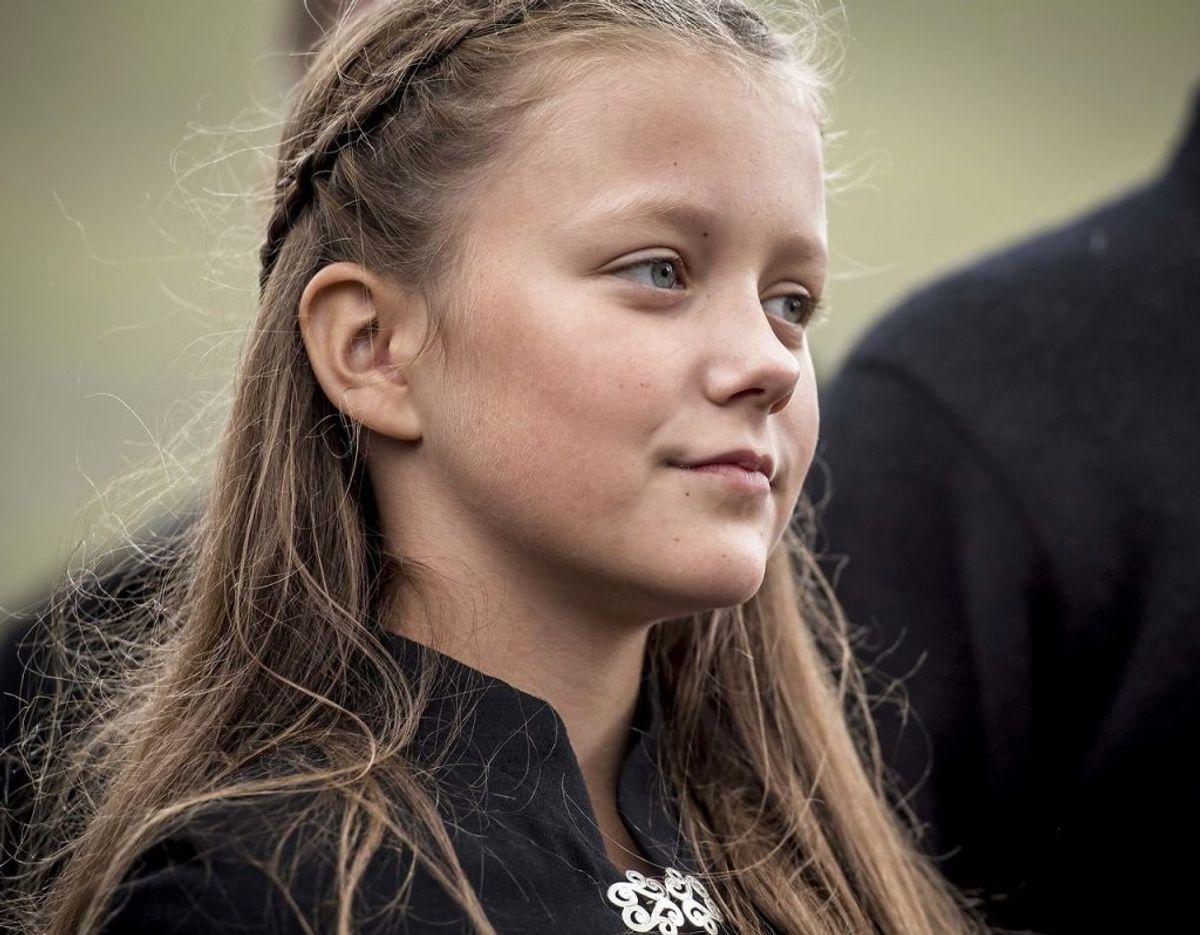 Prinsesse Isabella er kronprins Frederik og kronprinsesse Marys andet barn. KLIK VIDERE OG SE FLERE BILLEDER Foto: Mads Claus Rasmussen/Ritzau Scanpix