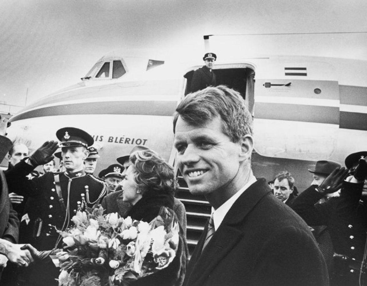 Liget af Robert F. Kennedys barnebarn Maeve Kennedy, der har været forsvundet, blev mandag eftermiddag fundet af dykkere. KLIK VIDERE FOR FLERE BILLEDER Foto: IISG/ Wikimedia Commons