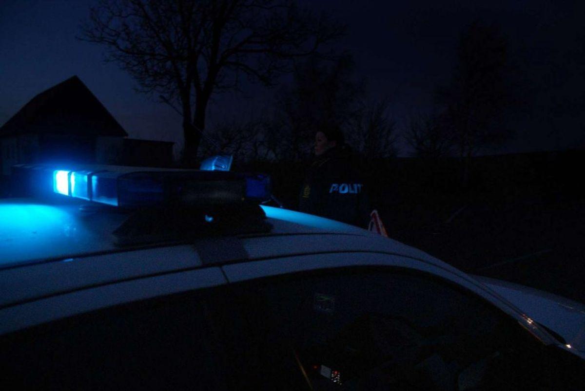 Politiet i Nordsjælland anholdt natten til fredag en meget ung narkobilist. I en stjålet bil. Arkivfoto: Colourbox.