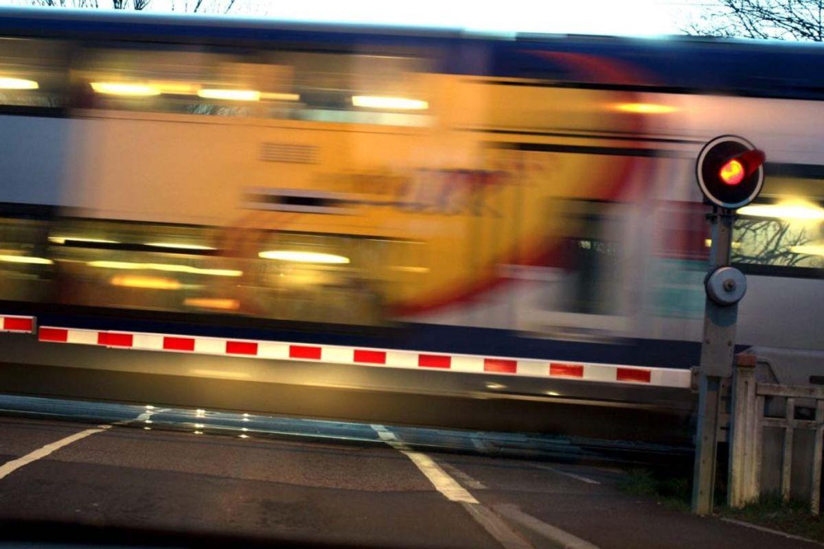 Nyt forslag vil have tog fra København til Aarhus. På 65 minutter. Foto: Colourbox.