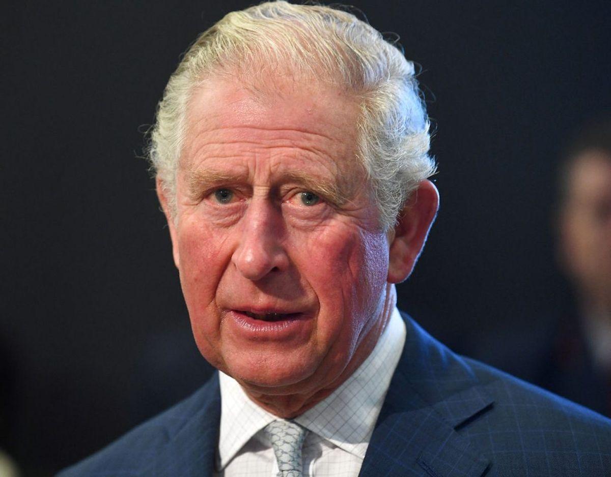 Prins Charles har fået konstateret coronavirus. KLIK VIDERE OG SE FLERE BILLEDER Foto: Victoria Jones/Pool via REUTERS/File Photo