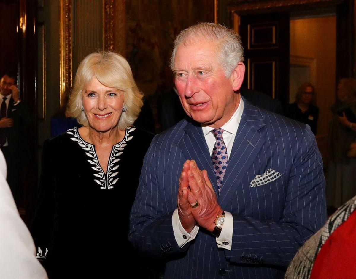 Hertuginde Camilla er også blevet testet. Hun har ikke virussen. Foto: Aaron Chown/Pool via REUTERS