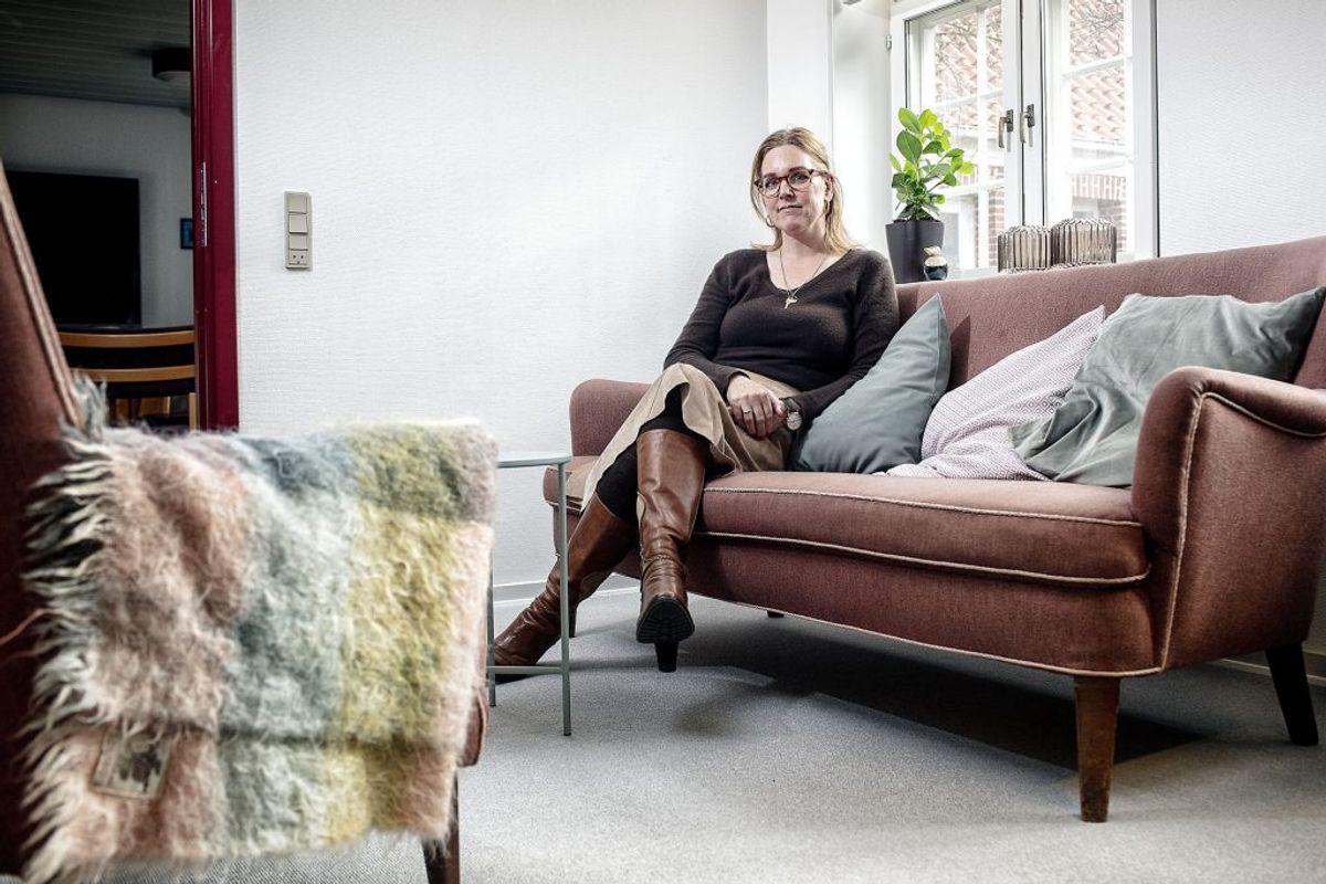 Fanøs borgmester Sofie Valbjørn. FOTO: OLE JOERN / redstar