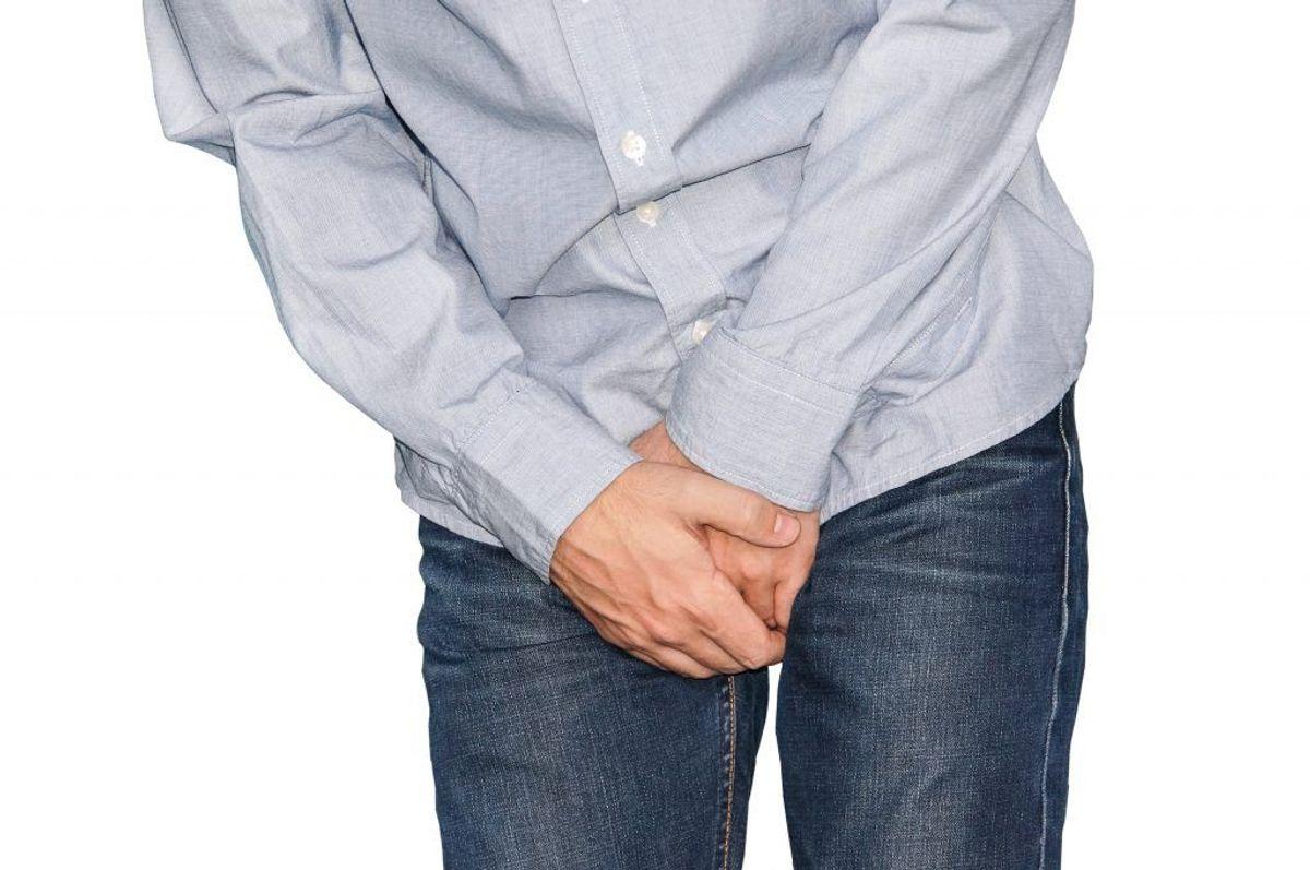 Hvis der er smerter ved vandladning, bør du også søge læge. Det kan være et symptom på blærekræft, men kan også skyldes andre mere uskyldige infektioner. Foto: Scanpix