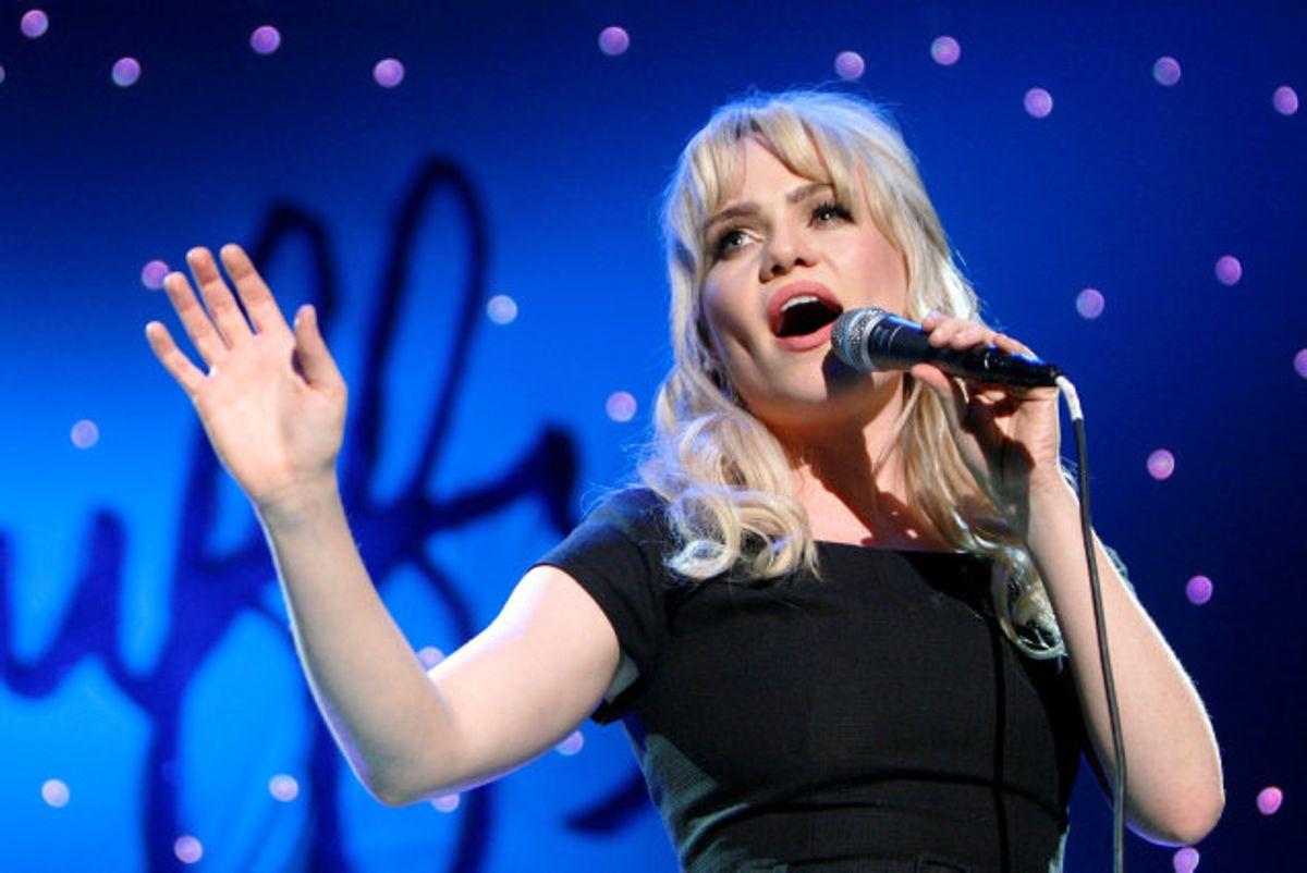 """Den walisiske sanger Duffy blev i 2008 verdenskendt for sit succesfulde debutalbum """"Rockferry"""", som blandt andet bød på hits som """"Mercy"""" og """"Warwick Avenue"""". (Arkivfoto) Foto: Vivek Prakash/Reuters"""