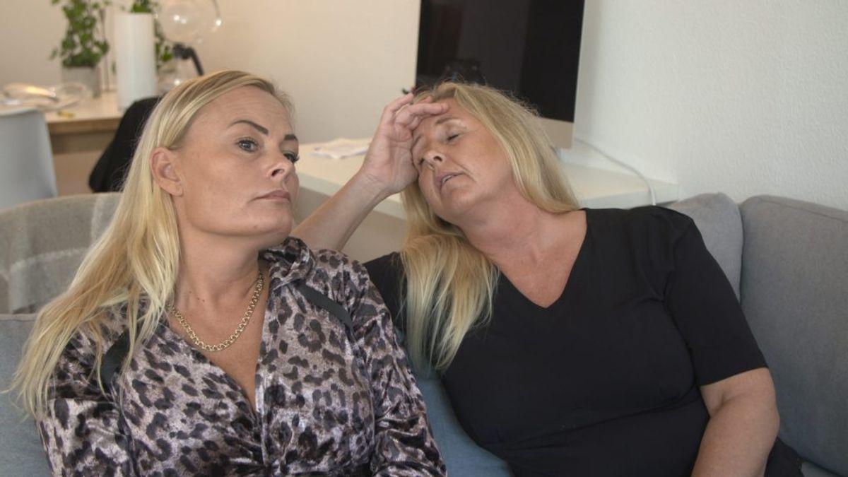 Det så meget, meget skidt ud for Helle – hjælp har hun dog fået. KLIK FOR MERE. Foto: TV3