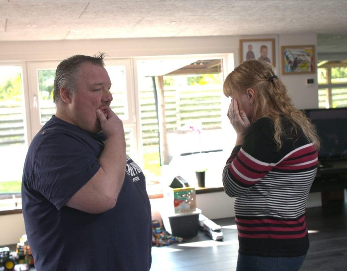Det har været psykisk hårdt for Heidi at være en del af Luksusfælden. Heldigvis hjalp det hende økonomisk. Foto: NENT GROUP/Viaplay og TV3