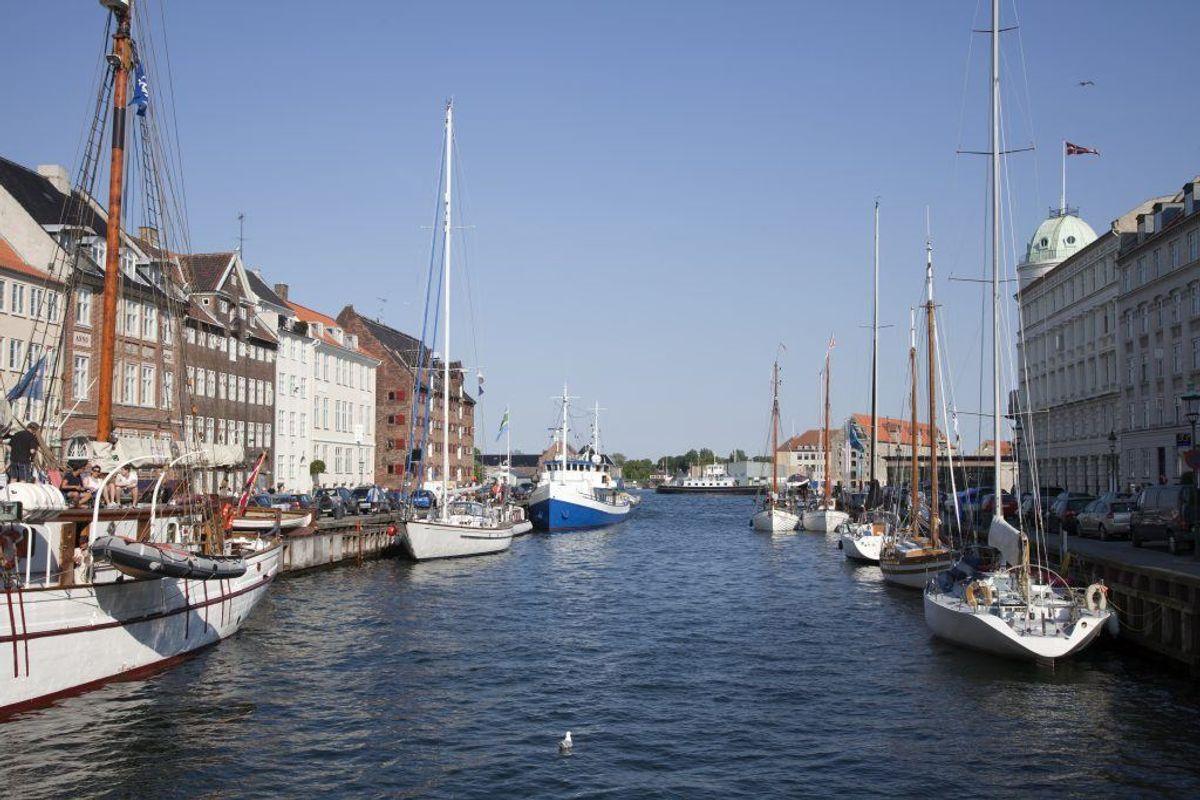 København: Steget med 8349 kroner per kvadratmeter. Kilde: Ritzau/Boligsiden.dk. Arkivfoto.