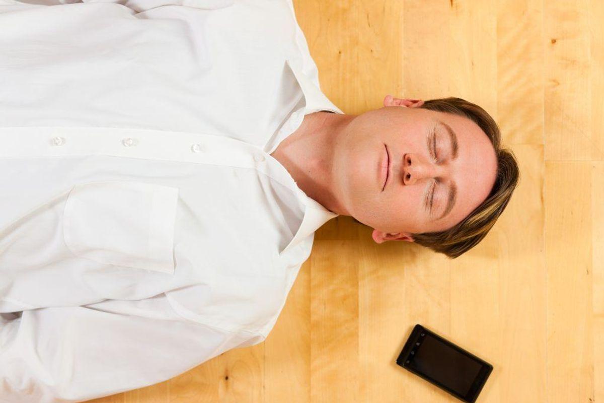 Et lavt energiniveau kan også været tegn på, at dit stofskifte er for lavt. Kilde: Reader's Digest. Arkivfoto.