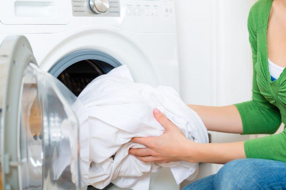 Støvsugeren er også særdeles nyttigt til at rengøre fnugfilteret på din vaskemaskine eller din tørretumbler. Kilde: Reader's Digest. Arkivfoto.