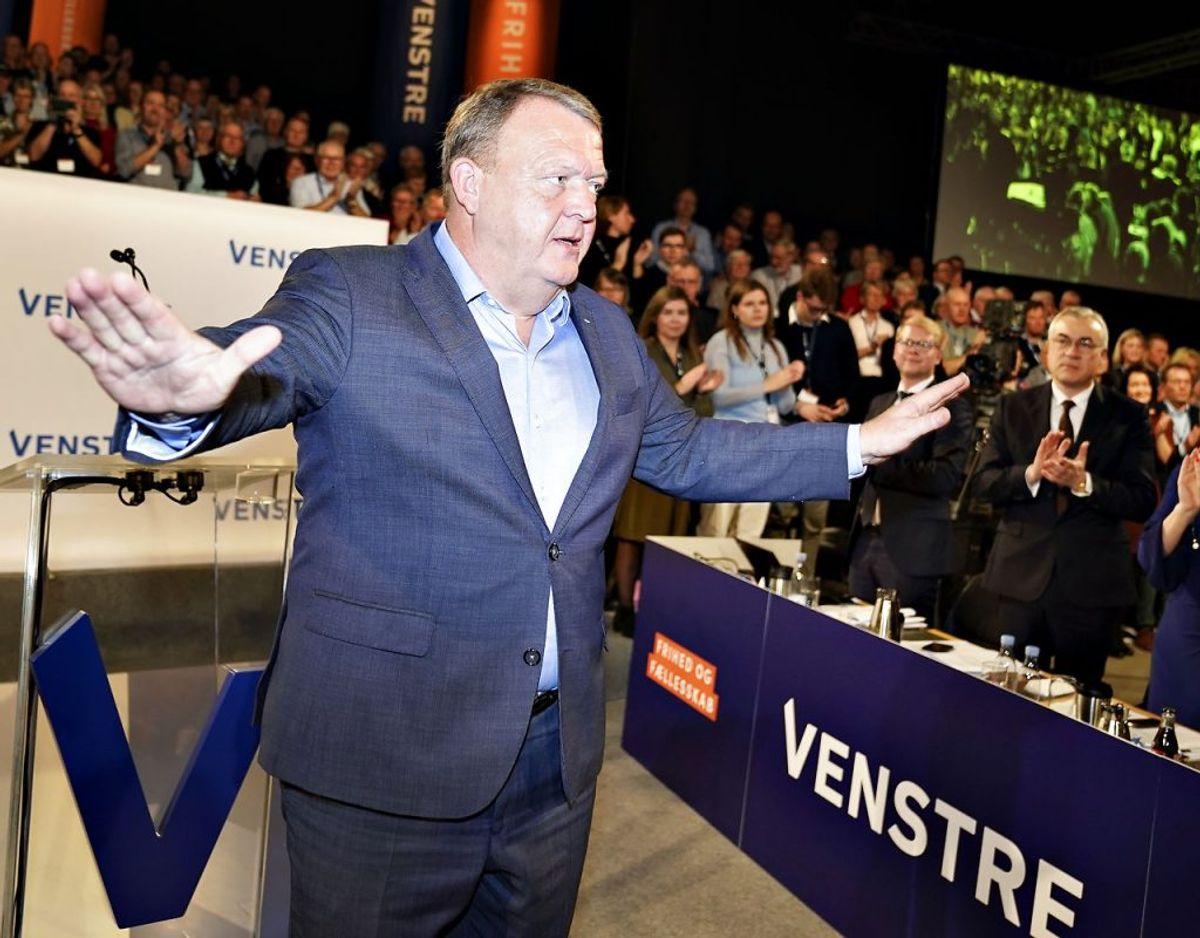 Tidligere statsminister Lars Løkke Rasmussen er blandt de politikere, der ikke har ladet sig registrere. Foto: Scanpix