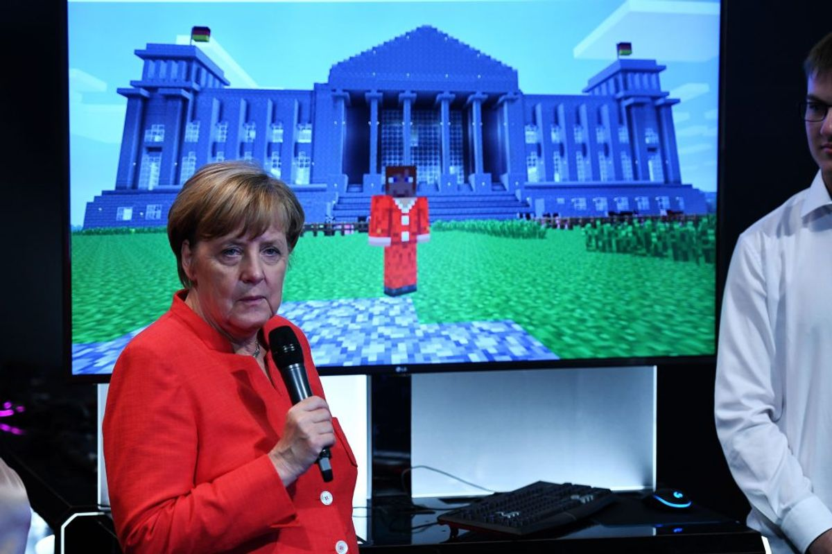 2011: Minecraft. Foto: Scanpix.