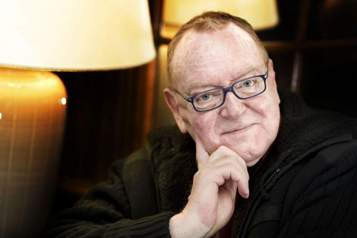 Skuespiller Jesper Langberg. (Foto: Jeppe Michael Jensen/Ritzau Scanpix)