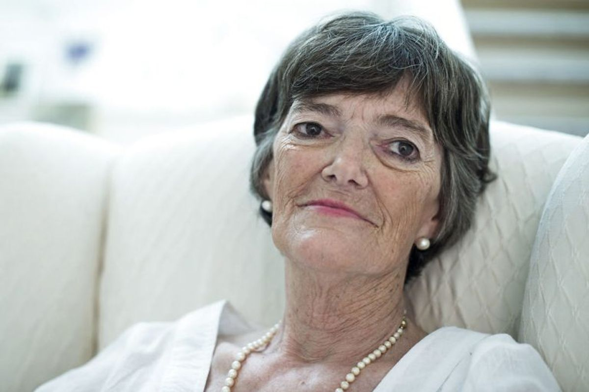 Jane Aamund døde den 29. januar. Foto: Christian Liliendahl/Scanpix.