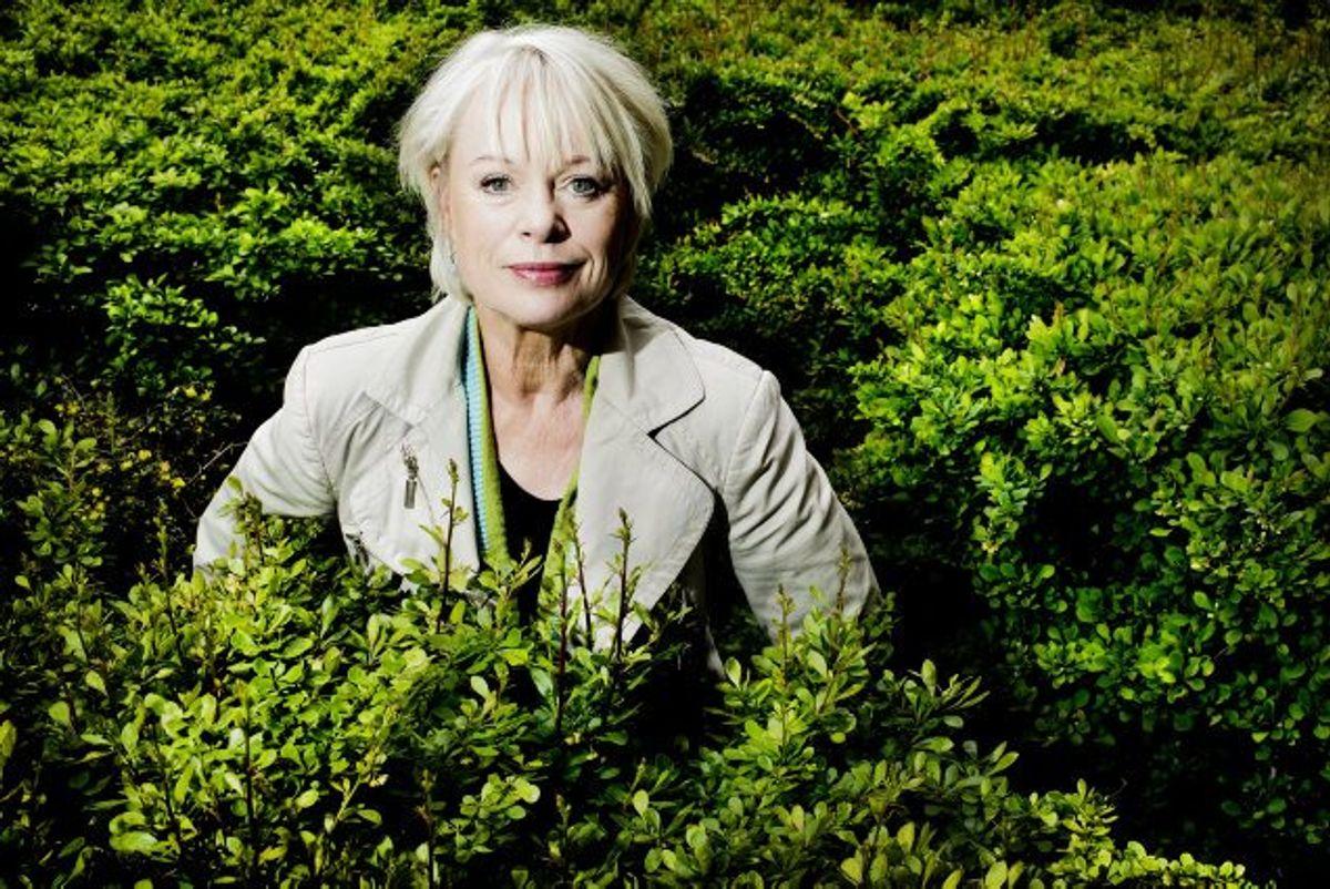 Den danske skuespillerinde Berrit Sidse Kvorning er død, 69 år gammel. (arkivfoto) Foto: Linda Kastrup/Scanpix