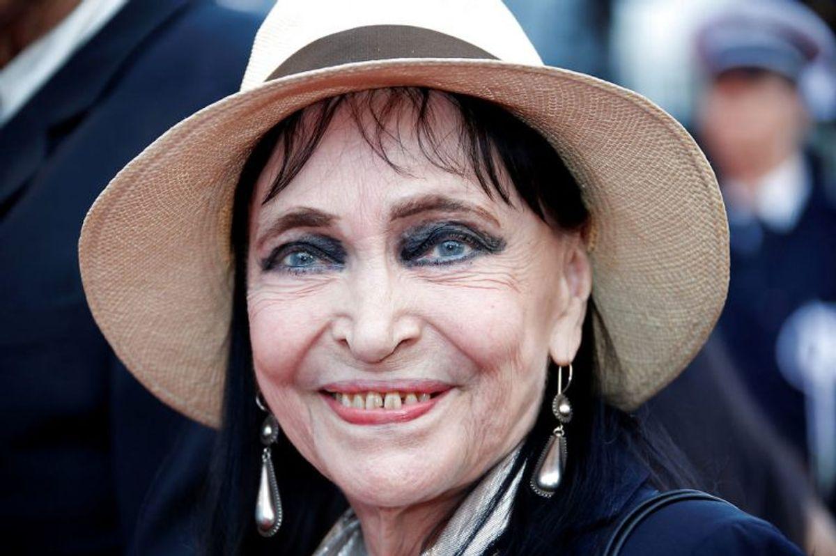 Anna Karina var aktiv som skuespiller og instruktør i årevis. Foto: Scanpix