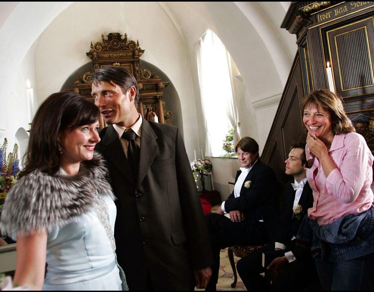 I 2007 blev Susanne Biers film Efter brylluppet nomineret til en Oscar. Ghita Nørby og Frits Helmuth spillede hovedrollerne i Gabriel Axels film Babettes Gæstebud, der i 1988 vandt en Oscar for bedste internationale film. Kilde: Dansk Filminstitut Foto: Scanpix