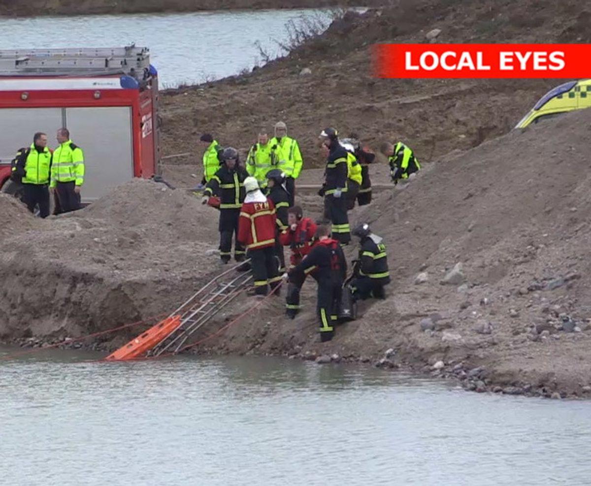 Manden gled ud på dybt vand og druknede. KLIK FOR MERE. Foto: Localeyes.dk