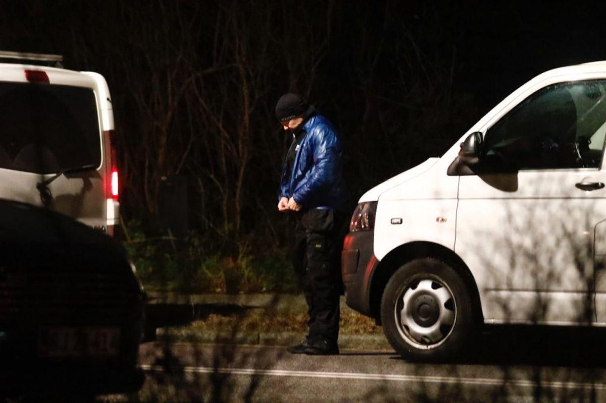 Knivstikkeriet kostede en 23-årig mand livet. KLIK VIDERE FOR FLERE BILLEDER. Foto: Presse-fotos.dk