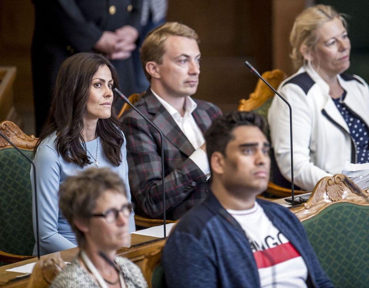 Mette Thiesen (tv.) blev dømt i sagen. Foto: Scanpix