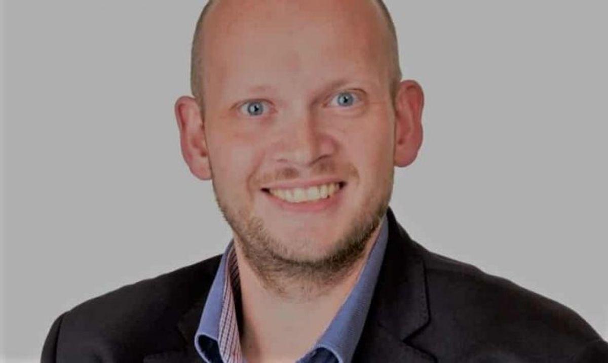 Han blev 44 år gammel. Pressefoto: Dansk Folkeparti