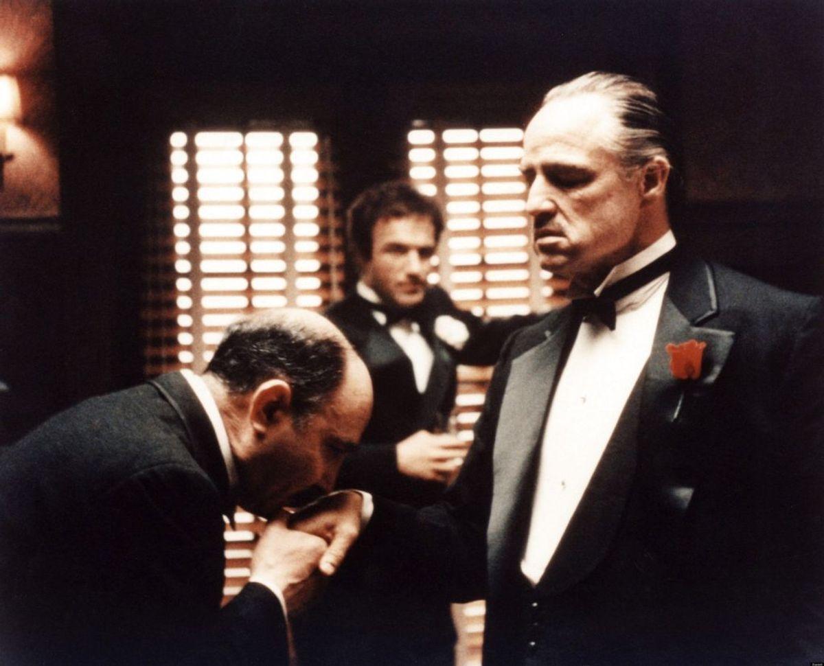 Danny Aiello blev for alvor kendt efter at have medvirket i The Godfather II. KLIK FOR MERE. Foto: Scanpix