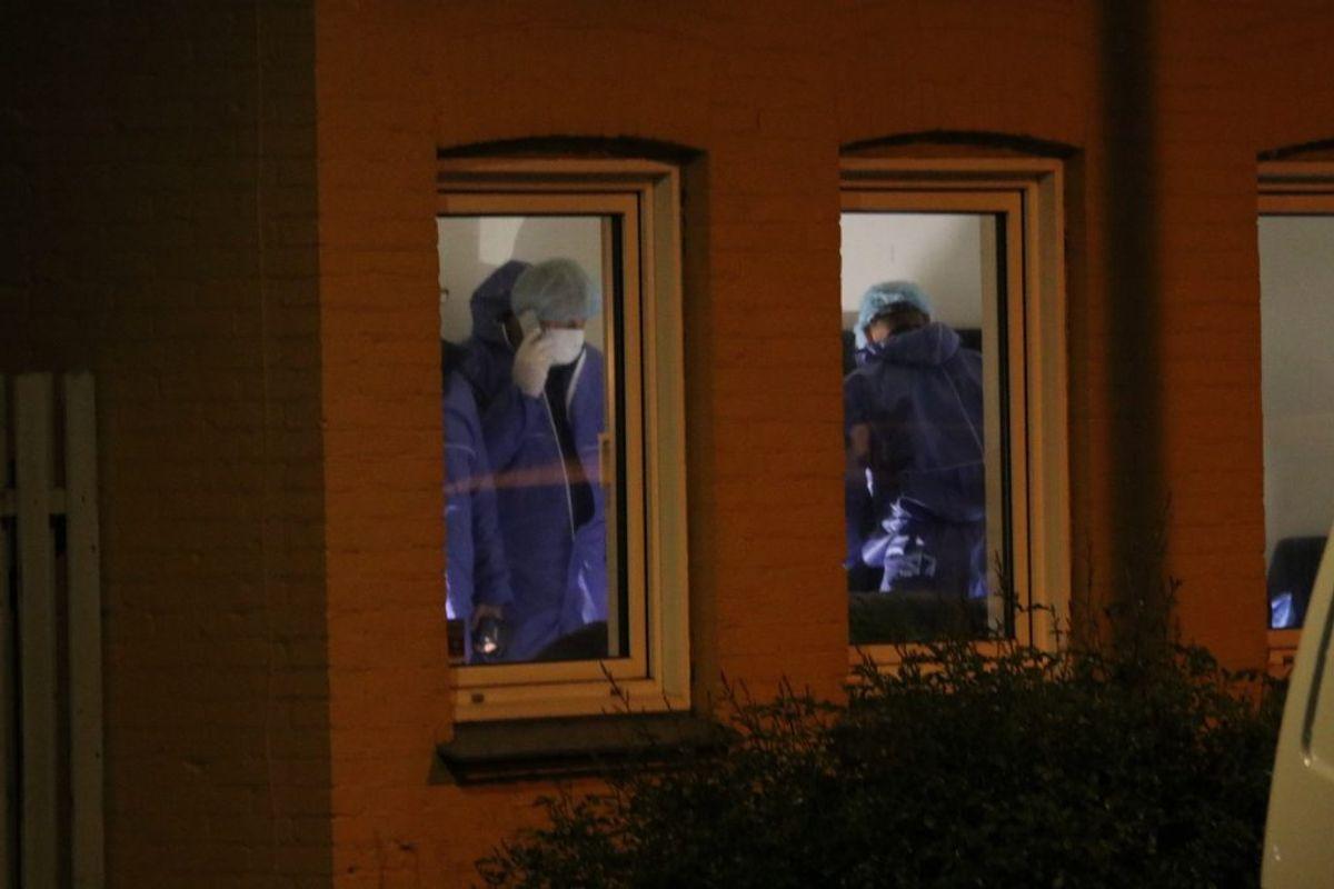 Drabet fandt sted i Stubbekøbing. KLIK FOR FLERE BILLEDER FRA GERNINGSSTEDET. Foto: Presse-fotos.dk