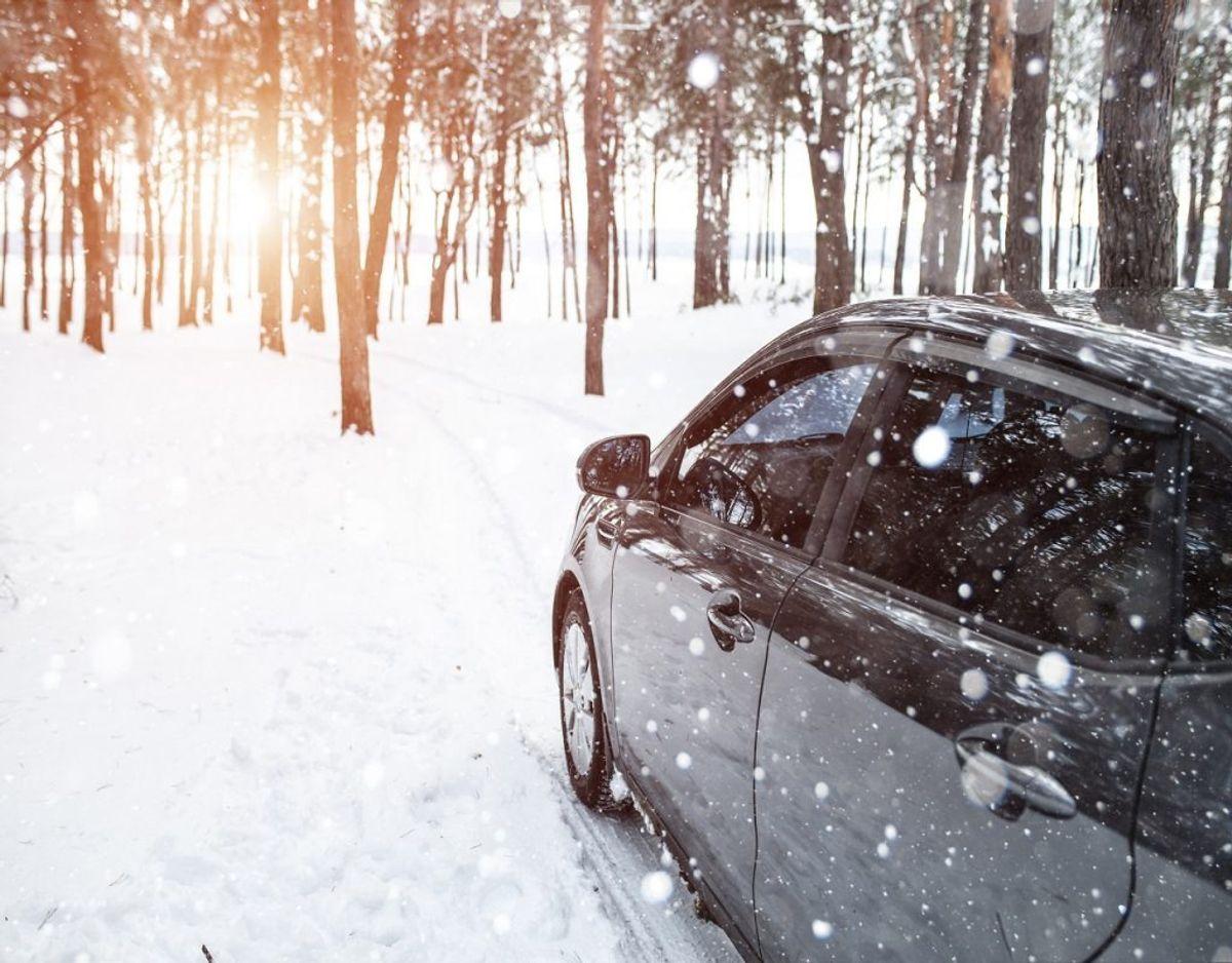 Bilen kræver masser af kærlighed om vinteren. KLIK VIDERE OG SE, HVORDAN DU SIKRER BILEN. Foto: Scanpix