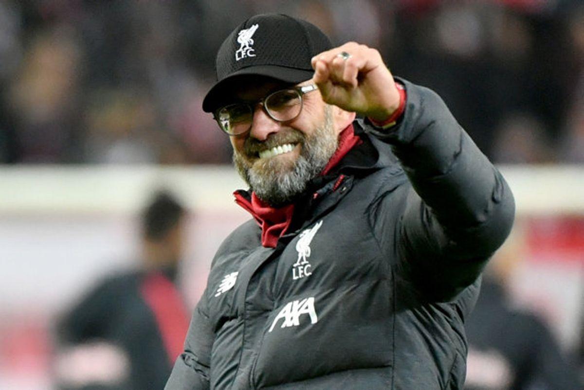 Jürgen Klopp er godt i gang med at føre Liverpool til det første mesterskab i engelske fodbold i 30 år (arkivfoto). Foto: Barbara Gindl/AFP